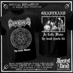 GRAVELAND The Celtic Winter T-SHIRT