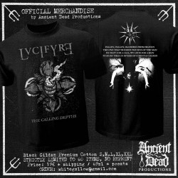 LVCIFYRE The Calling Depths T-SHIRT