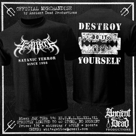 AZARATH Destroy Yourself T-SHIRT