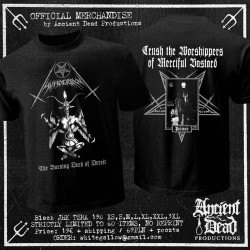 THUNDERBOLT The Burning Deed of Deceit T-SHIRT