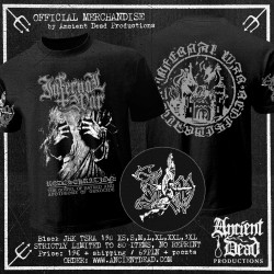 INFERNAL WAR Redesekration T-SHIRT