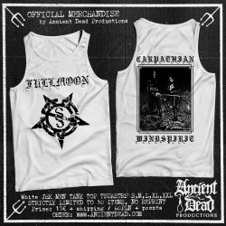 FULLMOON Carpathian Windspirit TANK TOP