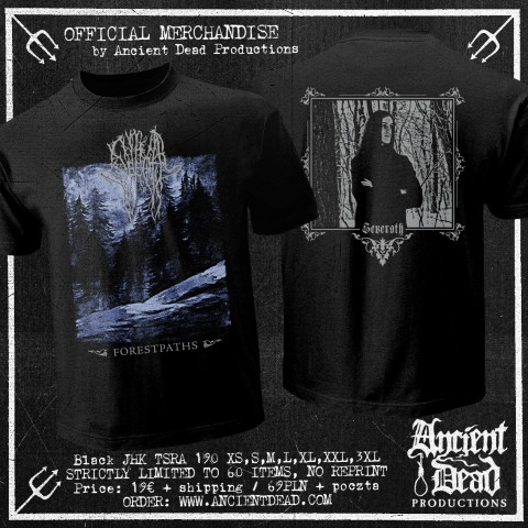 SEVEROTH Forestpaths T-SHIRT