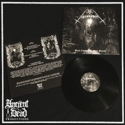 THUNDERBOLT Black Clouds Over Dark Majesty VINYL