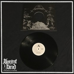 THUNDERBOLT Black Clouds Over Dark Majesty TEST PRESS