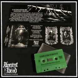 THUNDERBOLT Black Clouds Over Dark Majesty CASSETTE